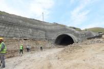 AŞıKŞENLIK - Ilgar Tüneli Sürücülere 'Rahat Nefes' Aldıracak