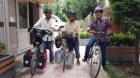 MACERAPEREST - İtalya'dan Yola Çıkan Bisikletli Çift Japonya'ya Bisiklet İle Gidiyor