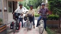 MACERAPEREST - İtalya'dan Yola Çıkan Bisikletli Çift Japonya'ya Bisiklet İle Gidiyorlar