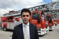 ANKARA İTFAİYESİ - İtfaiye Uyarıyor Açıklaması 'Ot Ve Anız Yangınlarına Dikkat'