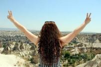 AVRUPALı - Kapadokya'da Turist Sayısı Arttı