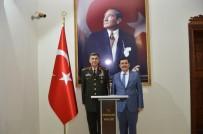ZEKI ÇOLAK - Kara Kuvvetleri Komutanı Orgeneral Çolak'tan Vali Arslantaş'a Veda Ziyareti