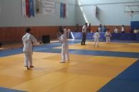 BAYBURT MERKEZ - Karadeniz Judo Turnuvasının 15'İncisi, Bayburt'ta Başladı