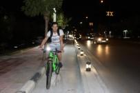 TOPLU ULAŞIM - Manisa'daki Bisiklet Yolu Şehri Baştan Başa Dolaşacak