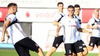 VODAFONE - Medel, Beşiktaş'la İlk Antrenmanına Çıktı