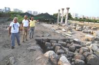 DÜŞÜNÜR - Mezitli Belediyesi Soli Pompeiopolis'i Arkeopark Yapmak İçin Harekete Geçti