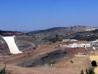 GÜNEŞLI - Musabeyli Barajı Yıl Sonunda Devreye Girecek