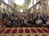 MÜSTAKİL SANAYİCİ VE İŞ ADAMLARI DERNEĞİ - Müstakil Sanayici Ve İş Adamları Derneği Filistin'de