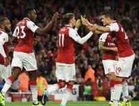 ARSENAL - Premier Lig'de çılgın maç! Tam 7 gol