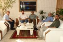 DERS PROGRAMI - Rektör Coşkun'a Yurtdışından Ziyaret