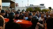 SINOP VALISI - Samsunlu Şehidin Cenazesi Sinop Havaalanında Törenle Karşılandı