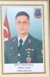 TRABZON VALİSİ - Şehit Astsubay Gedik'e Doğum Gününde Son Veda
