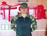 Şehit Ateşi Kırıkkale'ye Düştü