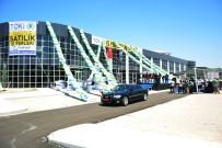 UŞAK VALİLİĞİ - TOKİ, Uşak'ta 397 Dükkanı Açık Artırma İle Satıyor