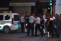 Trafikte Yol Verme Kavgası Karakolda Bitti