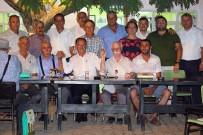 KOOPERATIF - Trakya Birlik Yönetim Kurulu Başkan Vekili Hilmi Kahraman'dan Vefa Örneği