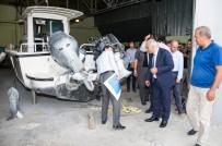 ÇALDAĞ - Vali Zorluoğlu İŞGEM'i Ziyaret Etti