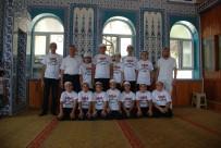 KASIDE - Yaz Kur'an Kursu'nu Başarıyla Tamamladılar