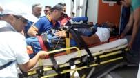 Yelken Kanat Türkiye Şampiyonasında Korkutan Kaza