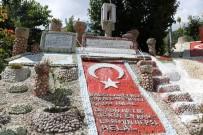 550 Bin Mozaik Taşı İle Anıt Yaptı