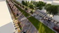 ORÇUN - Ahmetli'nin Prestij Caddesinde Yeni Gelişme