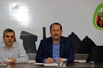 AK Parti Genel Başkan Yardımcısı Karacan Şanlıurfa'da