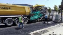 Aydın Büyükşehir Asfalt Çalışmalarını Söke'de Sürdürüyor