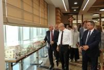 ALI YERLIKAYA - Başbakan Yardımcısı Şimşek Merinos Halıyı Gezdi