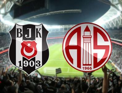 Beşiktaş galibiyetle başladı.