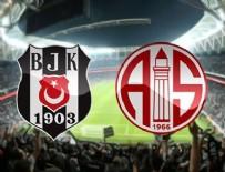 CENK TOSUN - Beşiktaş galibiyetle başladı.
