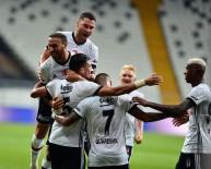 VODAFONE - Beşiktaş İlk Yarıyı Önde Geçti
