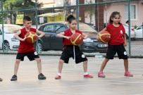 ERMENEK - Bin 6 Çocuk Basketbol Eğitimi Alıyor