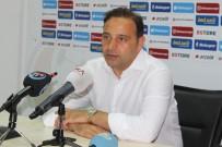 FUAT ÇAPA - Boluspor Teknik Direktörü Fuat Çapa Açıklaması