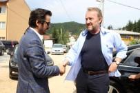 DİLŞAT ÇELEBİ - Bosna Hersek'te 'Alija' Dizisinin Çekimleri Devam Ediyor