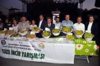 MEHTERAN TAKıMı - Buharkent'tin Dünyaca Ünlü Taze İnciri Festivalle Tanıtıldı