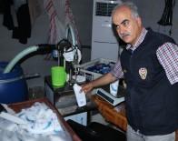 HAMZALı - Çakma Şampuan Fabrikasına Operasyon
