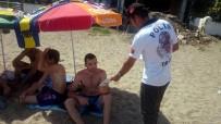 ÇEKEN AKINTI - Deniz Polisi Boğulmalara Karşı Uyardı