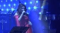 GIRNE - Deniz Seki Girne'de Konser Verdi
