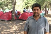 METEOR YAĞMURU - Derbent Kamp Merkezi Haline Geldi