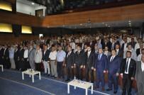 İBRAHIM ÇIFTÇI - Ersin Pehlivan Yeniden MHP Gölbaşı İlçe Başkanı Seçildi