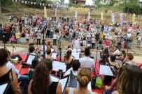 İZMIR MARŞı - Fındıkpınarı Yaylasında Klasik Müzik Sesleri Yankılandı