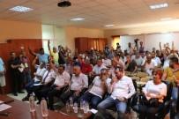 AHMET KARATAŞ - Futbol İl Temsilciliğine Yeniden Ahmet Karataş Seçildi