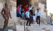 EĞERCI - Gaziantep Kalesine Yoğun Ziyaretçi