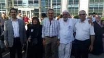 HACI KAFİLESİ - Gebzeli Hacıları Yaman Ve Köşker Uğurladı
