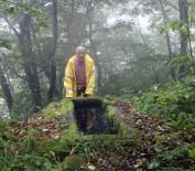 ÇAVUŞLU - Giresun'da Kaya Mezarlar Turizme Kazandırılmayı Bekliyor