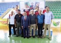 KAZAKISTAN - Güreş Turnuvasında Türkiye 8 Altın Madalya İle Birinci