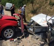 Hatalı Sollama Kaza Getirdi Açıklaması 10 Yaralı