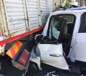 KALP MASAJI - İstanbul'da İki Ayrı Kaza Açıklaması 1 Ölü, 1 Yaralı