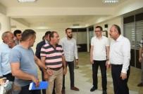 İHBAR HATTI - Kastamonu Belediye Başkanı Tahsin Babaş;
