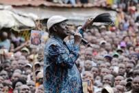 KENYA - Kenyalı Muhalefet Lideri Odinga'dan Göstericilere 'İşe Gitmeyin' Çağrısı
